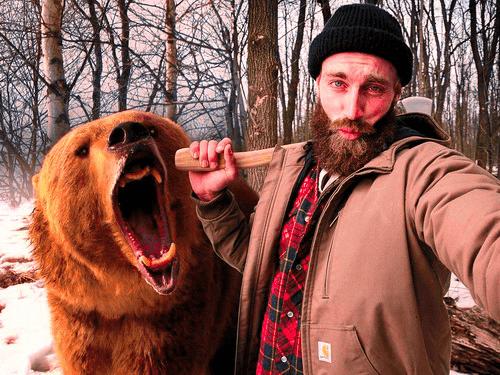 Хадж на Мультинские озёра в гости к медведЯм.