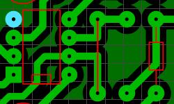 Вариант топологии парафазного каскада.